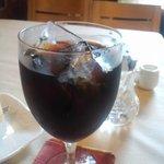 ホルトの木喫茶 - アイスコーヒー