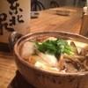 """Tsubaki - 料理写真:山形名物""""芋煮鍋"""""""
