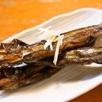 大豊寿司 - ししゃも甘露煮