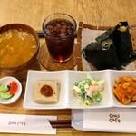 OMU - お惣菜セット