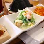 OMU - 日替りお惣菜3種