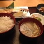44645960 - 焼き魚(ざば)定食
