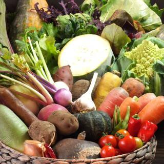 日本全国から本当に美味しい産直野菜をご用意しました!