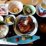亜和膳 - 荒炊き(ランチ)1
