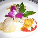 海鮮薬膳中華  トンフォン - 前菜の盛り合わせ