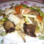 海鮮薬膳中華  トンフォン - 炒め八宝菜
