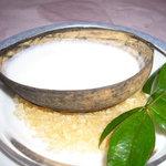 海鮮薬膳中華  トンフォン - タピオカ入りココナッツミルク