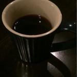 横浜肉バル 502 - コーヒー