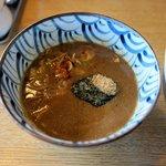 つけ麺 ジンベエ - つけ汁