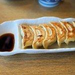 つけ麺 ジンベエ - 餃子