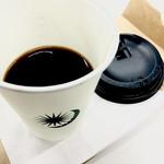 プロント - ホットコーヒー220円