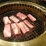 六歌仙 - 焼き中