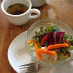 ジュリア - スープとサラダ
