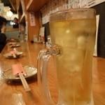 鳥菊 - 下町黒髭303円