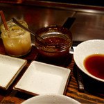 MARUYOSHI - ステーキ用の調味料