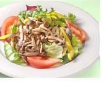 レストラン アビーハウス1990 - 信州産きのこサラダ