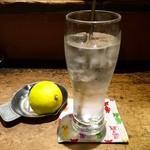 たもいやんせ - つい注文するグリーンレモンハイ!