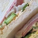 Zakku - サンドイッチ アップ