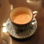 インド料理 想いの木 - チャイ