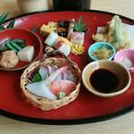 Shokurakusaiensakashou - サービスランチ(お昼限定) 食楽点心[\1300]