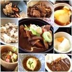 長良川サービスエリア(下り線)レストラン - プリンのカラメルソースも手作り*ଘ(੭*ˊᵕˋ)੭* ੈ✩‧₊˚ カレーは飲み物です