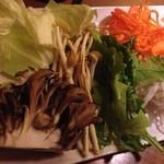 しゃぶしゃぶ温野菜 - こだわり野菜