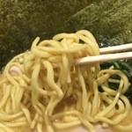 壱角家 - ラーメンの麺だよー