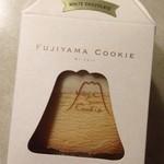 44664409 - フジヤマクッキー ホワイトチョコ 5枚セット 750円(税込)
