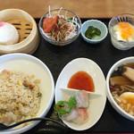 中国料理味神館 - プチランチ (¥880-)