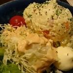 居酒屋ビッグ - ポテトサラダ