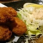 居酒屋ビッグ - 牡蠣フライ
