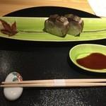 44666526 - 銀座 みやま・炙り鯖寿司