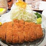 かざま - 特選ロースカツ定食