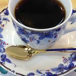 コーヒーロースト ビバーチェ  - サービスコーヒー。コロンビア有機