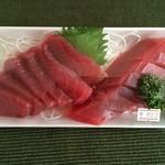 久下鮮魚店 - 赤身(650円)税別