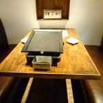 ミスターチェジュ - 2階テーブル席