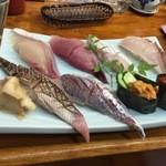 やぐら寿司 - 上握り