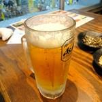 ミスターチェジュ - 生ビール