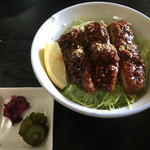蔵一 - ミニソースカツ丼