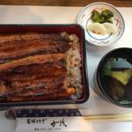 44676066 - うな重(上)(3,200円)