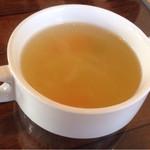 うかたま - 野菜スープ〜(=^ェ.^=)/