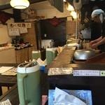 麺屋 節と煮干の濃厚ばかっぷる -