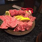 yakinikuryuuoukan - ステーキのみなさん