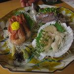鈴木 - 料理写真:お刺身