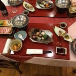 旅行人山荘 - 基本のお料理