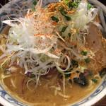 らー麺屋 バリバリジョニー -