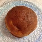 44682744 - お味噌のパン 160円(税込)