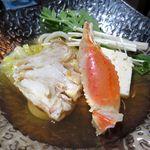 日本料理加賀 - 蟹鍋