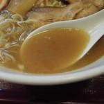 めん 和正 - スープ