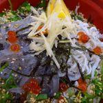 しらす料理の豊洋丸 - 生しらす&釜あげしらす